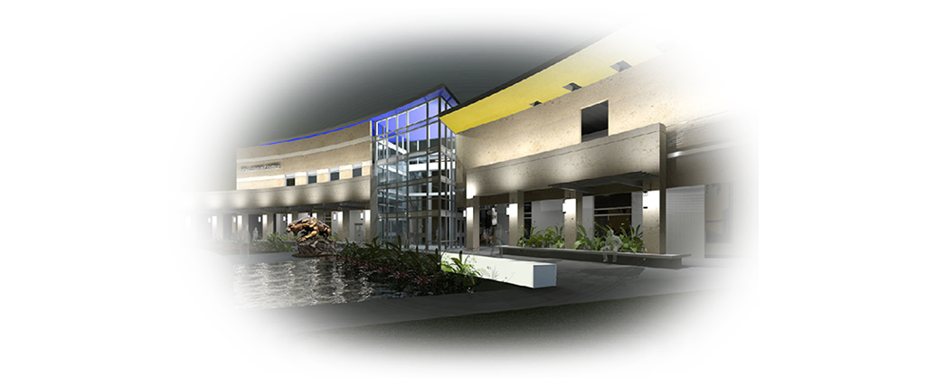 Future FIU Alumni Center Rendering